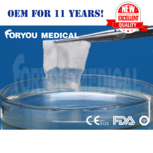 2016 Premium Foryou Hemostatic Gauze, Medical Equipment Medical Products Medical Instrument Surgical Instrument Beauty Equipment pictures & photos