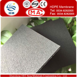 Manufacturer HDPE/ LDPE Geomembrane for Construction Projects pictures & photos