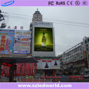 P20 Outdoor LED Fixed Color TV Board for Advertising (CE) pictures & photos