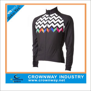 Long Sleeve Bike Fit Fashion Cycling Jersey for Womens pictures & photos