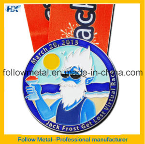 Soft Enamel Metal Arward Medal pictures & photos