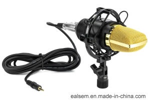 Ealsem Es-6sk 3.5 Plug No Need 48V Computer Studio Microphone pictures & photos