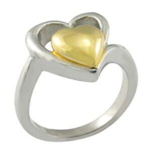 Women 24k Gold Wedding Ring pictures & photos