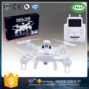 Four Axis Remote Control Aircraft 5.8 G Professional Aerial Drones pictures & photos