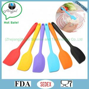 Small Cake Butter Knife Cheap Silicone Kitchen Knife Bakeware Ss13 (S)
