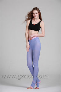 Thin Leg Socks/ Slim Legging/Compression Stovepipe Stockings/Pantyhose pictures & photos