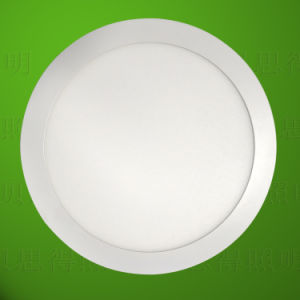 24W Ce Round LED Panel Light LED Ceiling Light