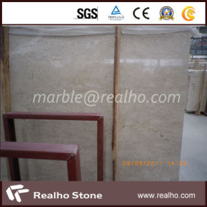 Polished Oman Beige Cream Marble for Floor Tile Slab