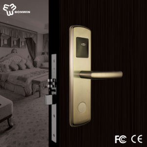 Intelligent Electronic Hotel Lock Bw803sc-F pictures & photos