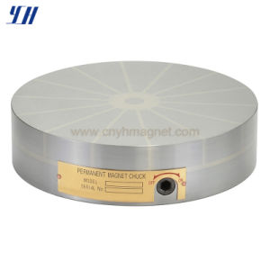 Radial Pole Round Permanent Magnetic Chuck for Turning pictures & photos