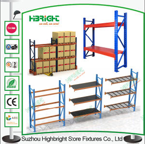 Heavy Duty Wire Deck Warehouse Pallet Rack pictures & photos