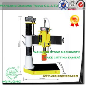 Zk-300 China Wanlong Vertical Drilling Machine for Stone Plate and Concrete Slab Drilling, Hole Milling Machine pictures & photos