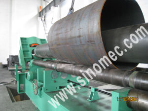 Bending Machine / Rolling Machine / Hydrualic 3 Roller Machine (W11S-25X3000) pictures & photos