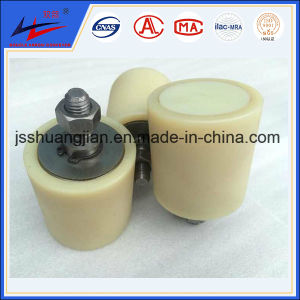 Nylon Side Roller, HDPE Guide Roller, UHMWPE Side Roller for Long Distance Belt Conveyor pictures & photos