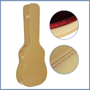Arch Body Musical Instrument Guitar Case pictures & photos