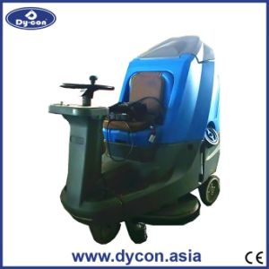 OEM Ride-on Floor Scrubbers with Ce pictures & photos
