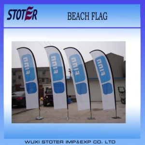 Custom Display Polyester Feather Swooper Flag