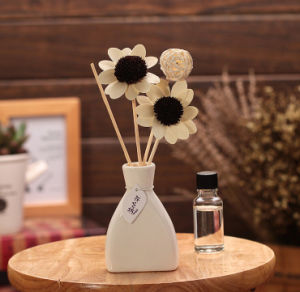 Logo Fragrance Custom Reed Diffsuer for Home Air Cleaner pictures & photos