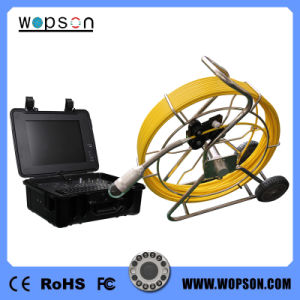 Waterproof Pan Tilt Motor Camera USB Pan Tilt Camera for Pipe Inspection pictures & photos