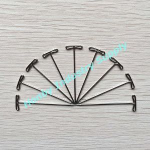 High Quality 51mm Flat T Head Straight Pins pictures & photos