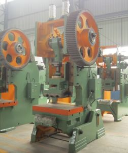 Chinese Cheap Power Press with Flywheel pictures & photos