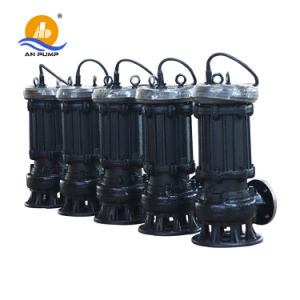 Centrifugal Submersible Sewage Vertical Bilge Pump pictures & photos