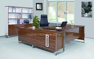 Boss Working L Shape Executive Office Desk (HF-B246) pictures & photos