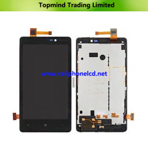 LCD Display Screen for Nokia Lumia 820 with Touch Screen pictures & photos