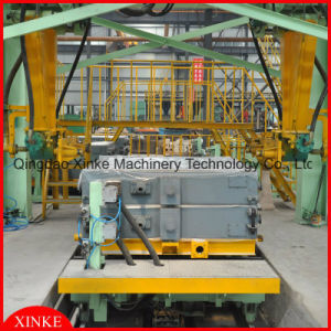 Vacuum Seal Sand Molding Machine in Foundry pictures & photos