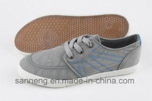 Men Casual Canvas Shoes (SNC-0215108) pictures & photos