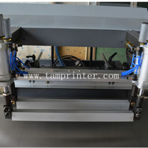 Tmp-6090 Automatic Oblique Arm Flate Vacuum Silk Screen Printing Machine pictures & photos