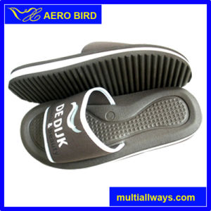 High Quality Classic Black EVA Male Home Slipper pictures & photos