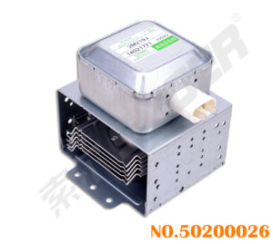 Suoer Reasonable Price 900W Microwave Oven Magnetron with Superb Quality (50200026-5 Sheet 6 Hole-900W(Independent Packing)) pictures & photos