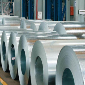Hot Dipped Zinc Coated 0.4mm Thickness Galvanized Steel Coil pictures & photos