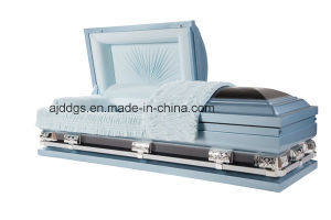 Blue and Black Casket (18280111) pictures & photos