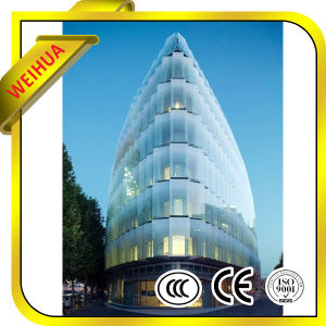 Energy Saving Colored Low-E Insulated Glass Panels/ Double Glazing Glass for Curtain Wall pictures & photos