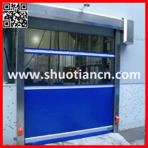 High Speed Industrial Rapid Automatic Shutter (ST-001) pictures & photos
