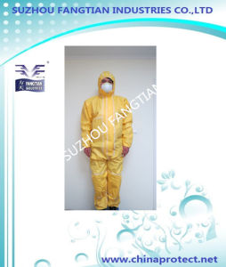 CE Anti-Static Water-Proof Coverall pictures & photos