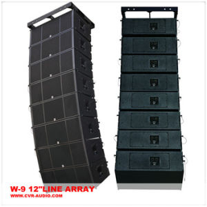 Double 12′ High-Output MID/High System PRO Line Arrays pictures & photos