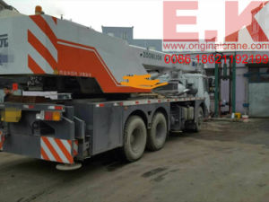 25ton Used Zoomlion Hydraulic Truck Crane Mobile Crane (QY25V) pictures & photos