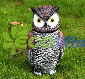 Rotating Head Owl Decoy China Manufacturer pictures & photos