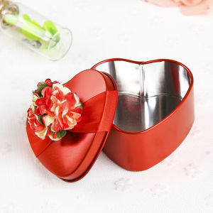 Heart Shape Wedding Favor Box for Wedding Gift pictures & photos