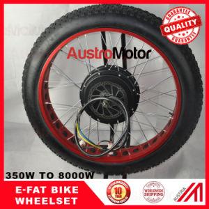 Fat Bike 48V 1000W Electric Bike Conversion Kit 72V 6000W Ebike pictures & photos
