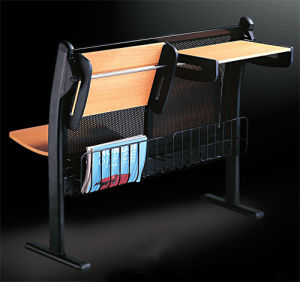 Chinese Training Desk and Chair Student School Furnitures pictures & photos