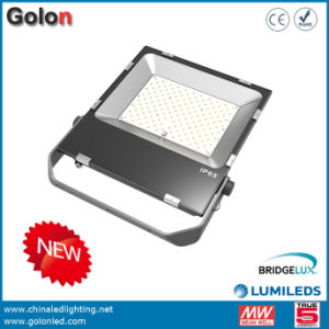 Ultra Slim 150W LED Flood Light with Meanwell Driver Philipssmd Project-Light Lamp 200W 150W Portable Flood Lights pictures & photos