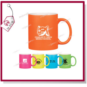 11oz Blank Sublimation Fluorescent Ceramic Mug with Custom Photo pictures & photos