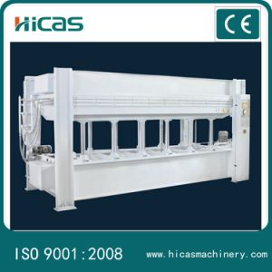 MDF Woodworking Machine Hot Press Machine for MDF pictures & photos