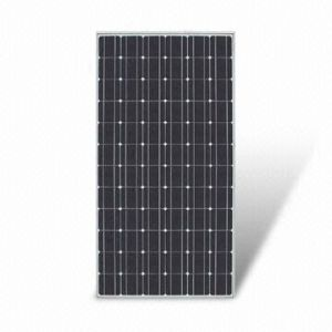 Mono Crystalline 300W High Efficiency Solar Panel pictures & photos