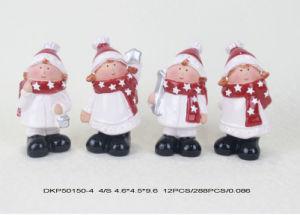 Ceramic Christmas Figurines pictures & photos