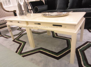 Wooden Coffee Table for Lobby pictures & photos